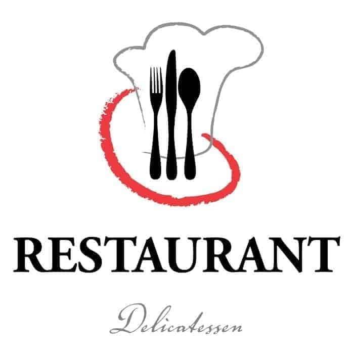 creation logo restauarant