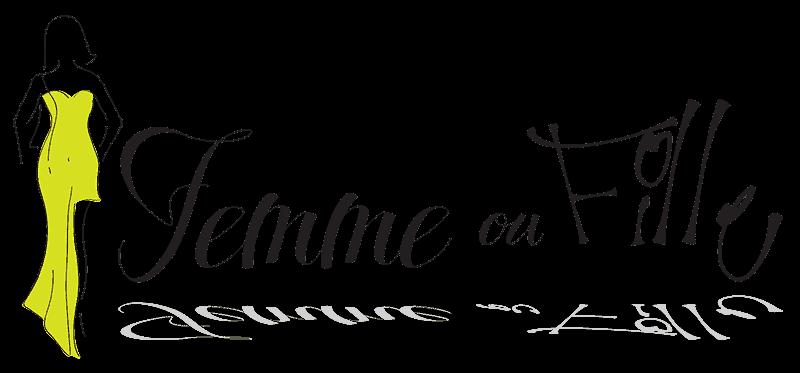 logo robe femme