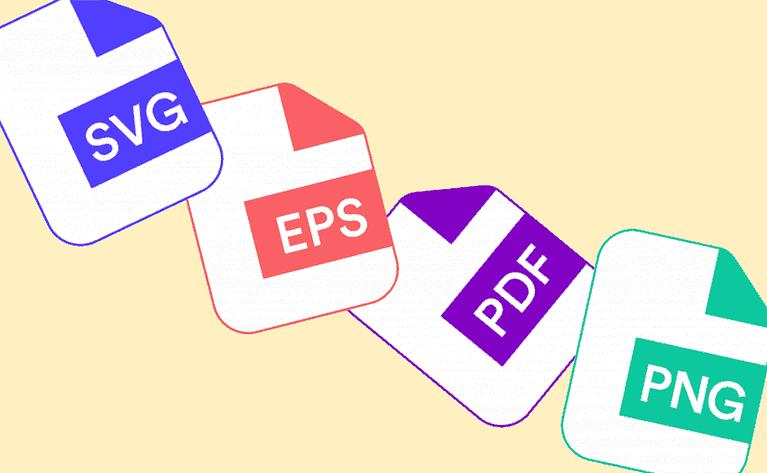 format fichier logo