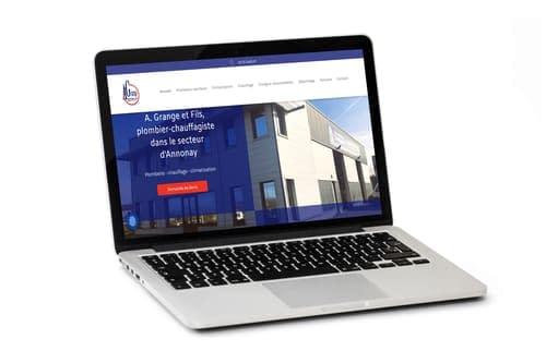 site web plombier