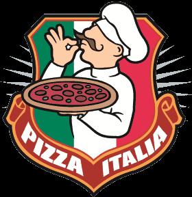 logo pizzaiolo pizza