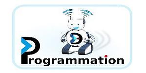 creation logo robot