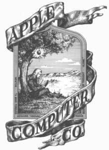 logo histoire apple