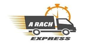 logo professionnel coursier