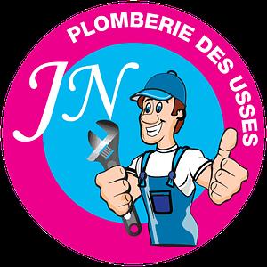 logo mascotte plombier