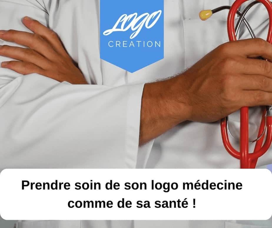 creation logo medecin