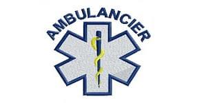 creation logo ambulance