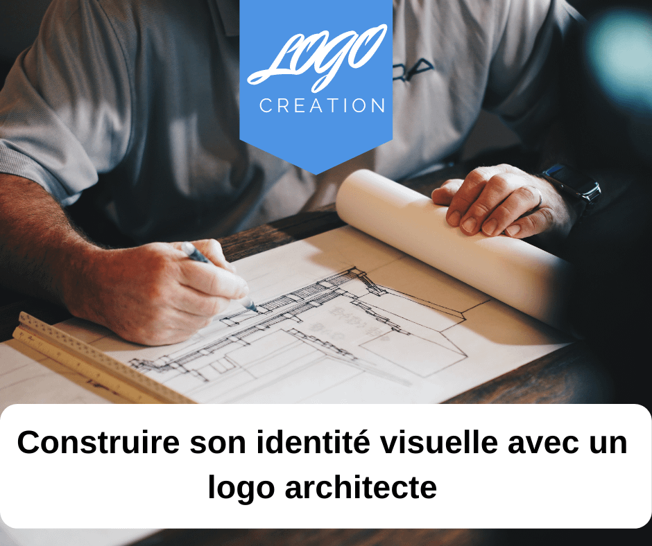 creation logo architecte