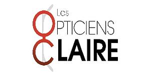 logo personnalisé optique