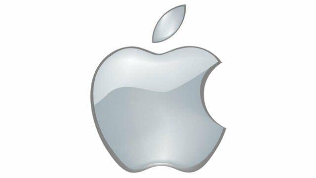 logo apple unique
