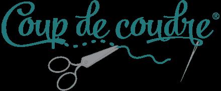 logo couture design coudre