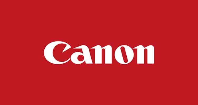 logo canon celebre
