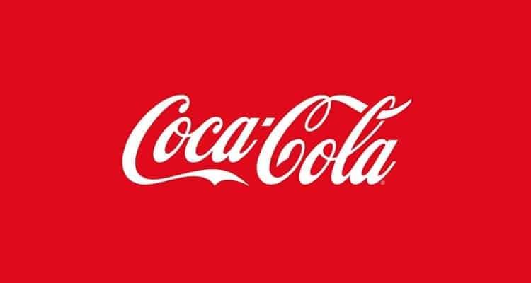 logo couleur coca cola