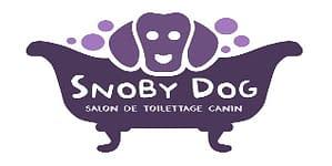 logo salon toilettage chien