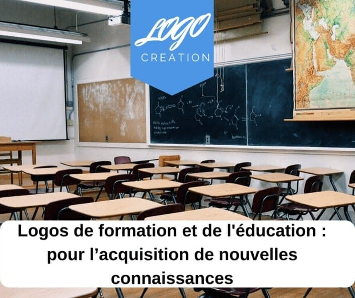 creation logo education formation