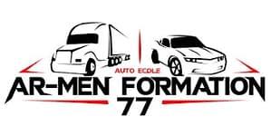 creation logo pro auto école