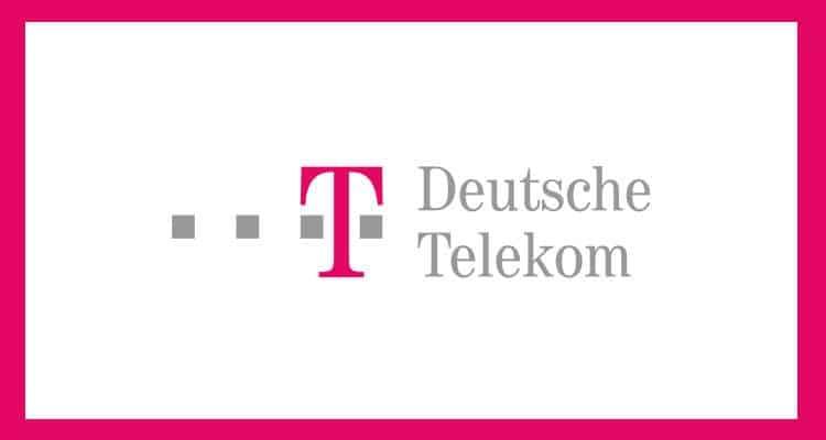 logo telecom allemand