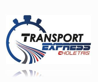 logo transport express