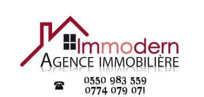 logo maison immobilier