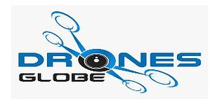 creation logo drone