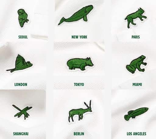 collection logo lacoste 2019