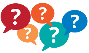 question logo