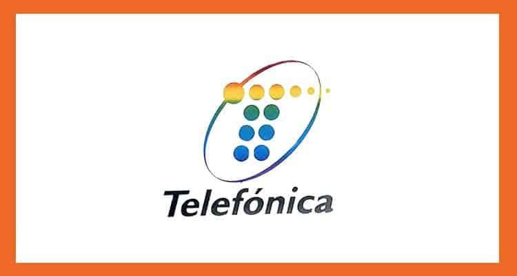 logo telecom espagne