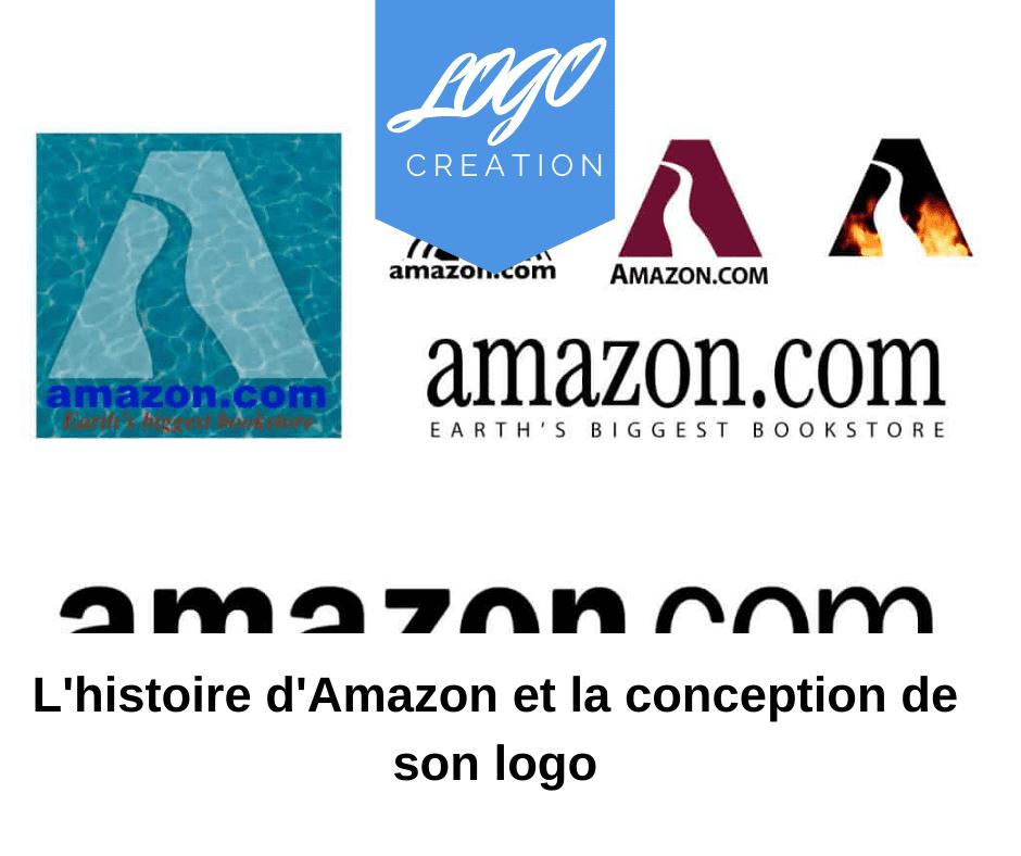 histoire logo amazon
