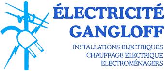 logo poteau électrique