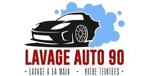 creation logo lavage auto