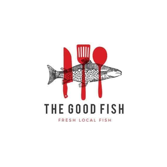 logo restaurant poisson