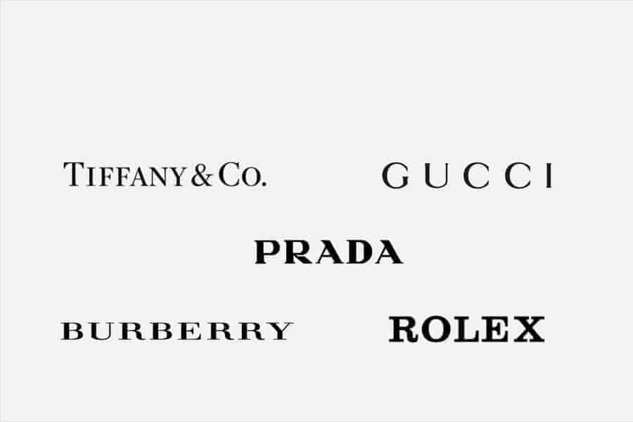 police serif logos