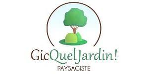 logo personnalise jardinier