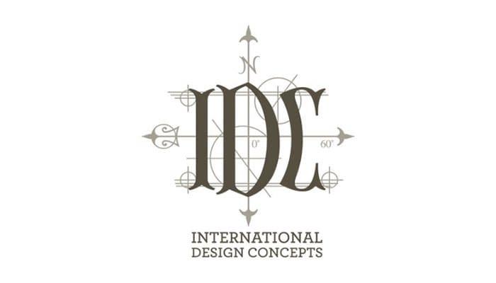 logo decoration luxe