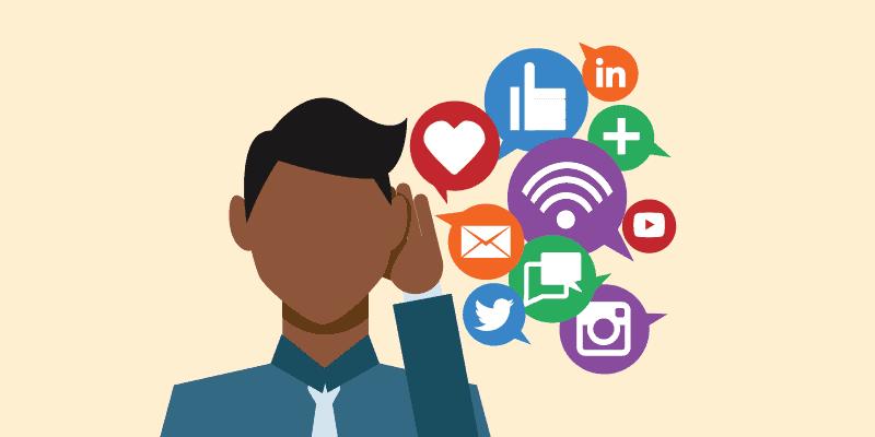 stratégie web sociaux