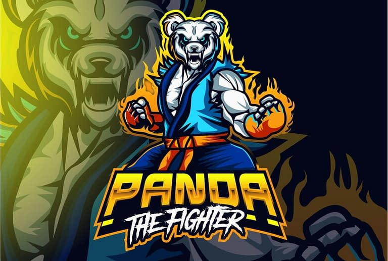 logo personnalise team esport