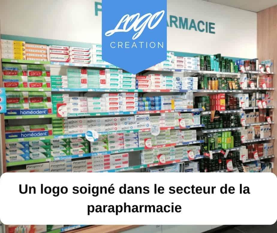 creation logo parapharmacir