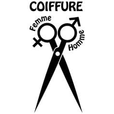logo salon coiffeur design