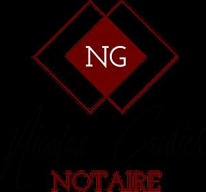 conception logo notariat