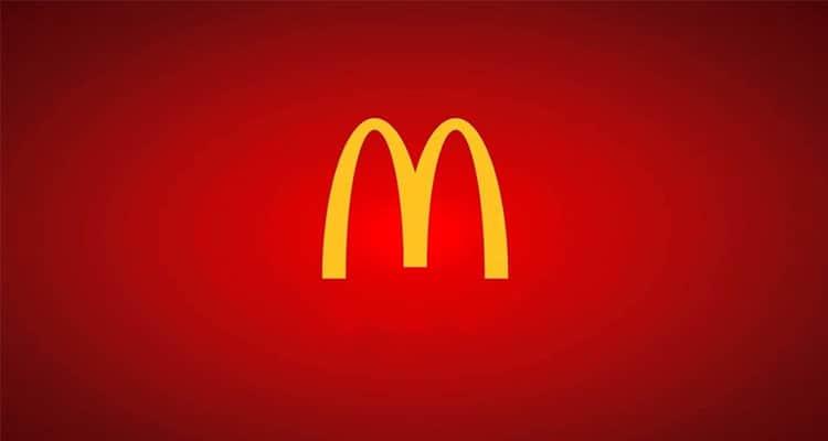 logo unique mcdonalds