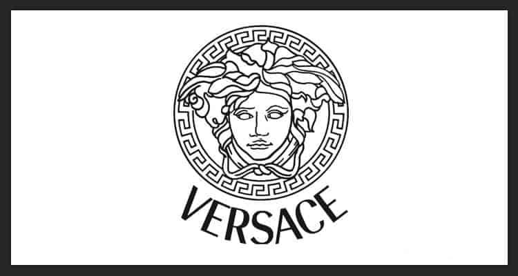 logo mythologie versace
