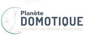 logo personnalise domotique