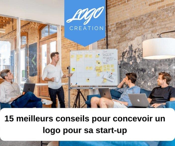 creation logo start up