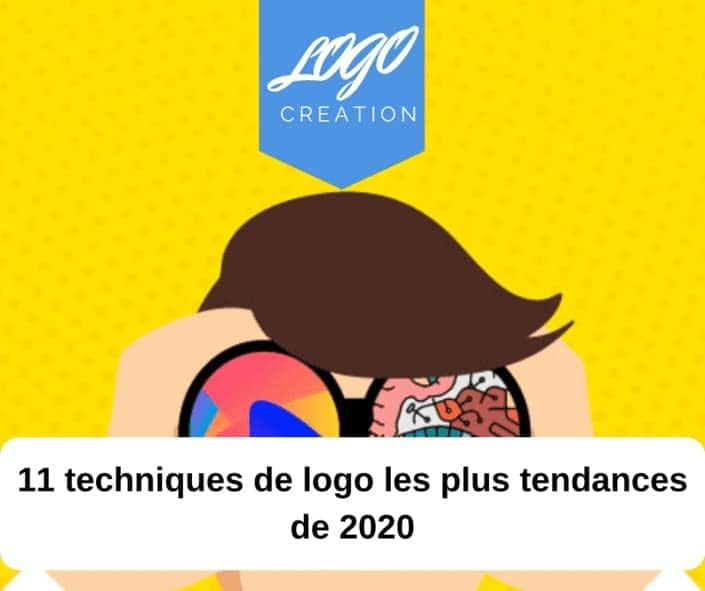technique logo tendance