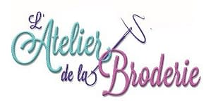 creation logo broderie