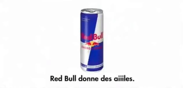 red bull slogan
