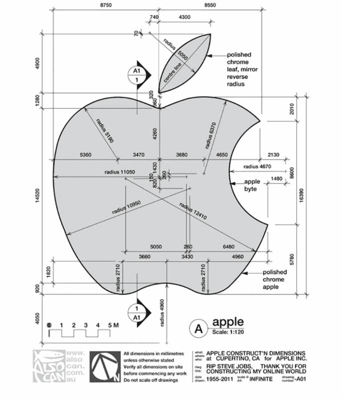 icone logo apple