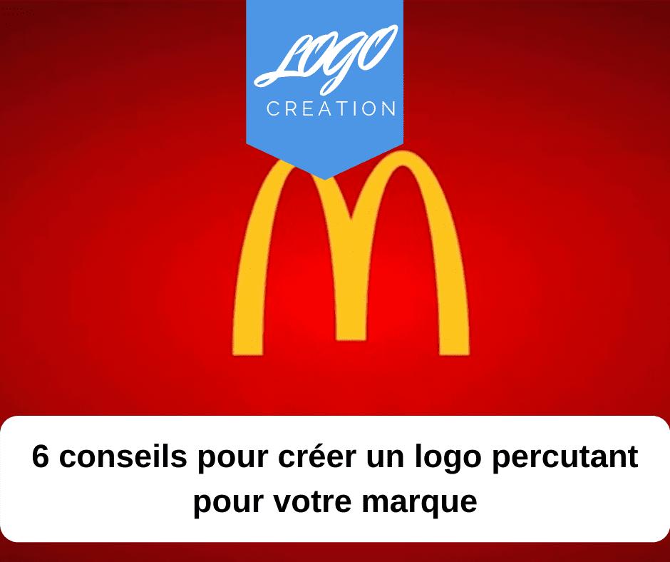 astuce creation logo percutant